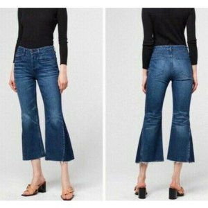 3x1 Higher Ground W3 Gusset Elvia Flare Leg Jeans